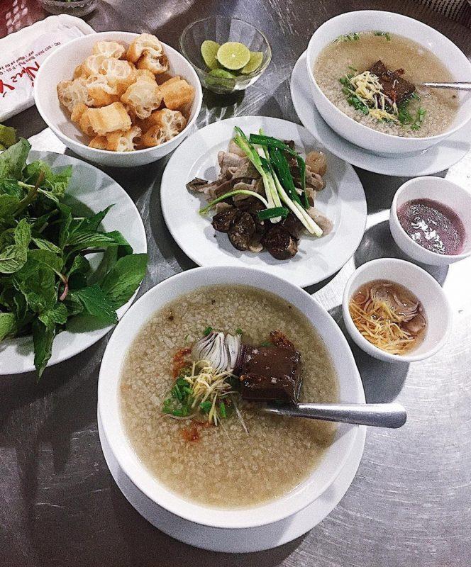 Lên danh sách 6 tiệm cháo lòng ngon nhất nhì ở Nha Trang – monmientrung.com